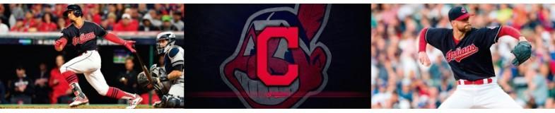 Compra Gorras Cleveland Indians de la MLB de béisbol de New Era y 47