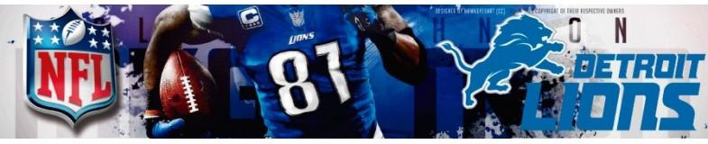Detroit Lions Caps - NFL | Top Hats