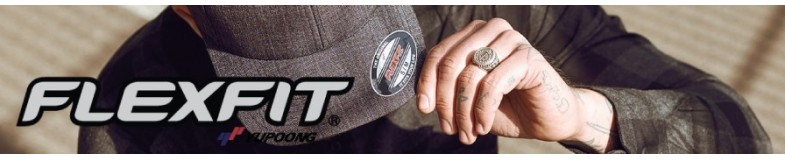 Flexfit Yupoong Caps in Top Hats | Baseball, Snapback and Trucker