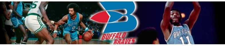 Get the hats of the Buffalo Braves, actually known as Clippers