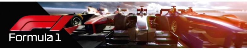 Formula 1 Racing Hats of Ferrari, Mercedes, Red Bull, BMW, Honda