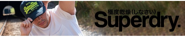 Superdry Caps and Clothes |Top Hats, Free Shipping  in Europe from 80€