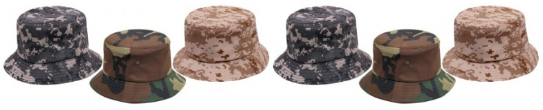 BUCKETS MEN WITH SHIPPING FREE FROM 80€ TO EUROPE