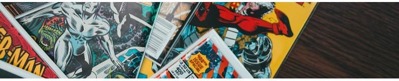 Superheroes Caps of New Era and Capslab | Top Hats