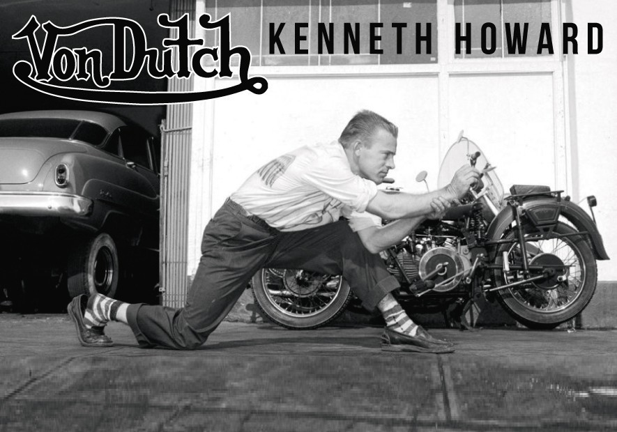 History of Von Dutch