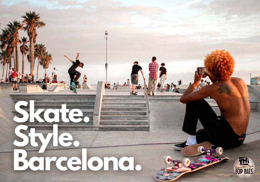 3 Skateparks in Barcelona that we like
