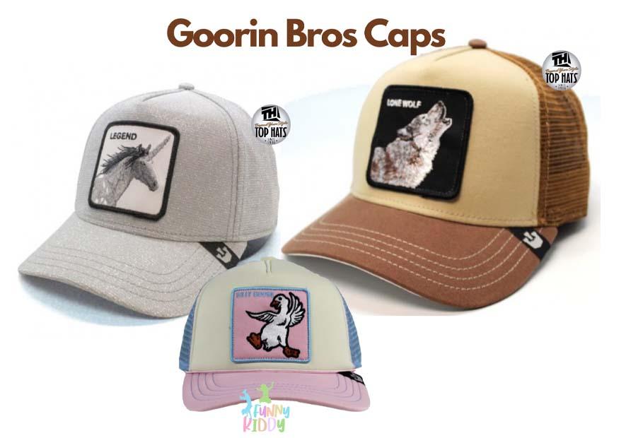 Goorin Caps