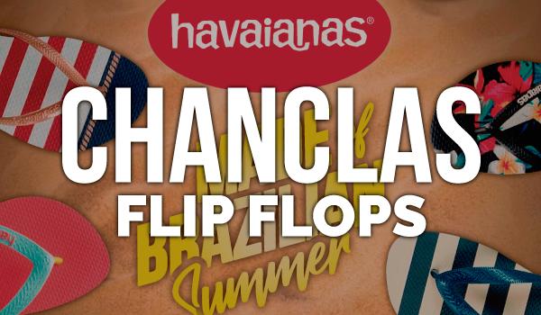 venta de chanclas hawaianas