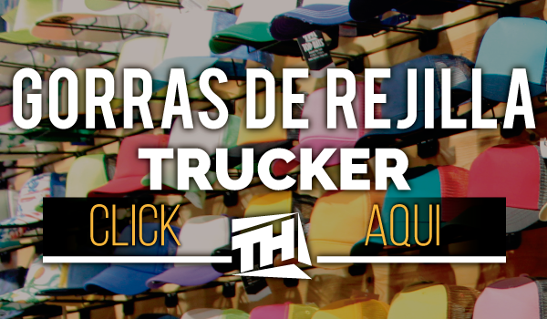 las gorras mas vendidas trucker